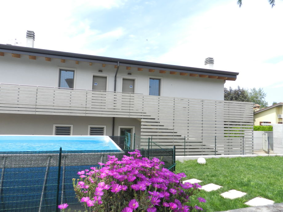Ferienwohnung penthouse mina 2 gardasee verona firma for Garten und haus