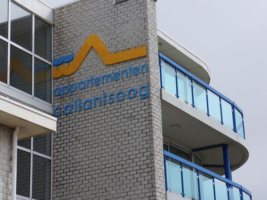 Außenaufnahme Badhotel Wohnung Callantsoog