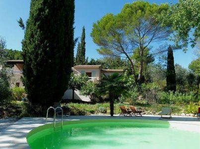 Pool Villa Jacaranta in Figanières en Provence
