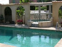 Ferienwohnung in Pool Villa in Pegomas