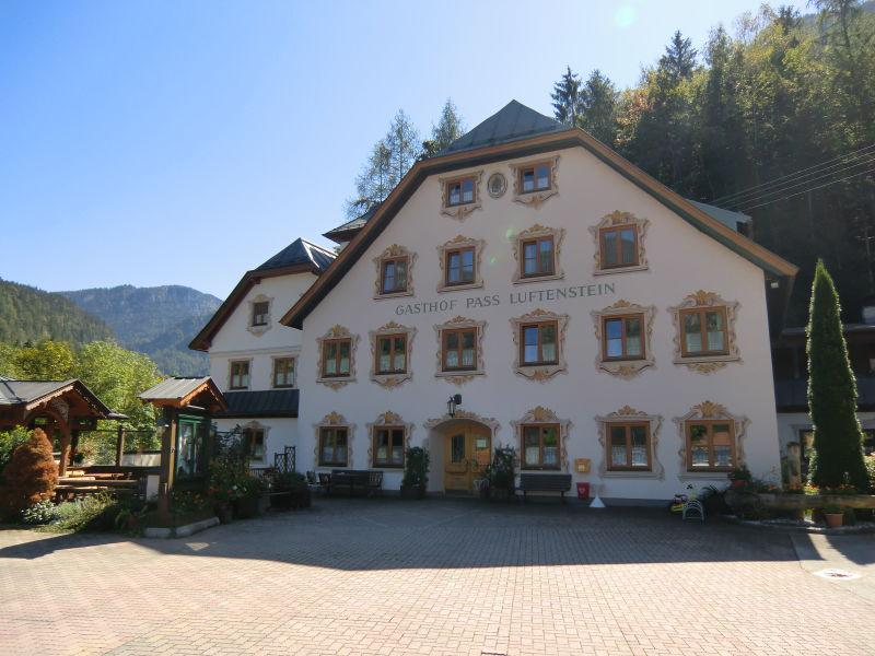 Ferienwohnung Luftenstein Ochsenhorn