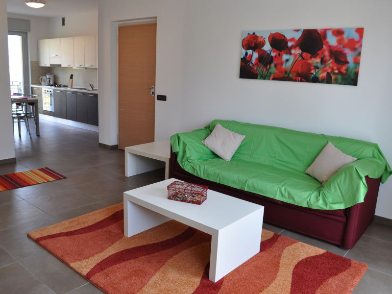 Holiday apartment Villa Verde