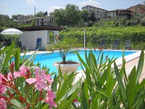 Ferienwohnung Residence Garda Valtenesi