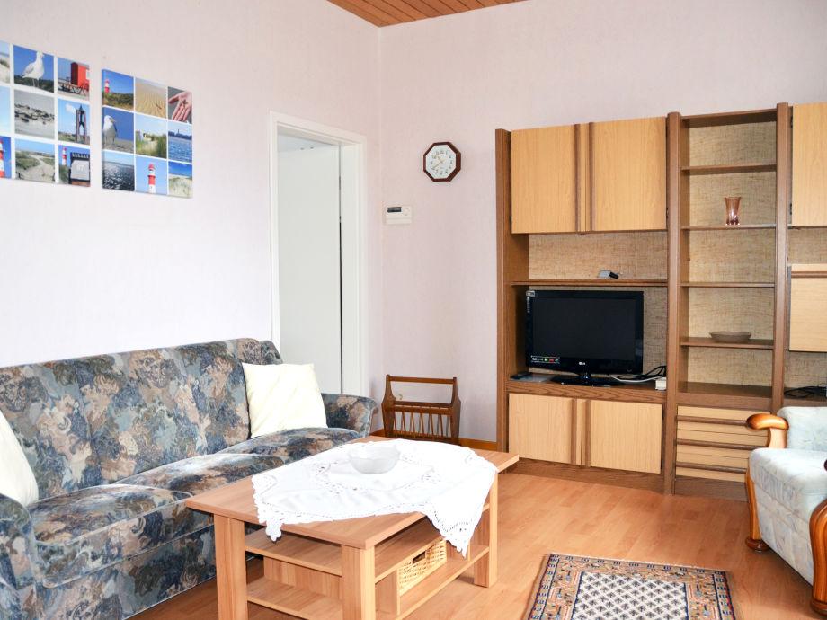 Ferienwohnung ferienapartment daheim nordseebad borkum for Wohnzimmer 45qm