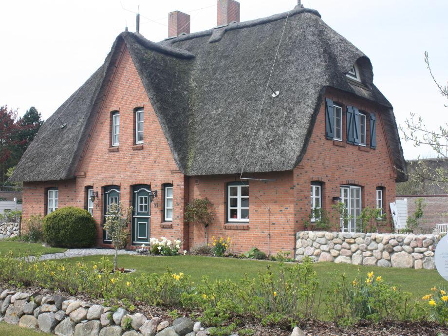 Außenaufnahme Dat Friesenhus-Lönne