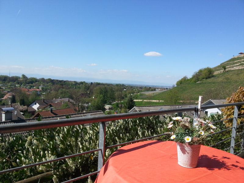 Ferienwohnung Haus am Castellberg im Luftkurort Sulzburg/Markgräflerland