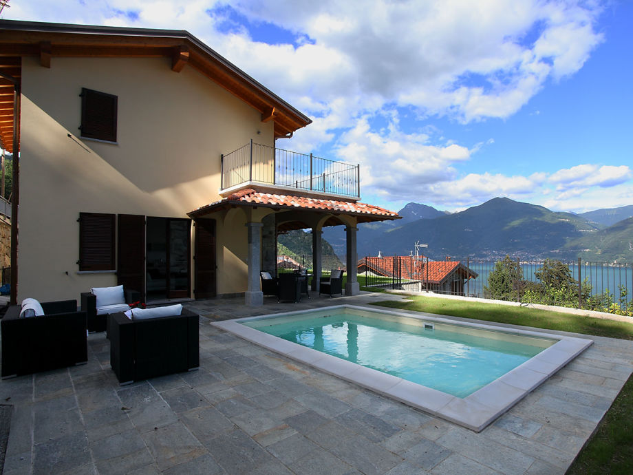 Villa Serenas privater Pool