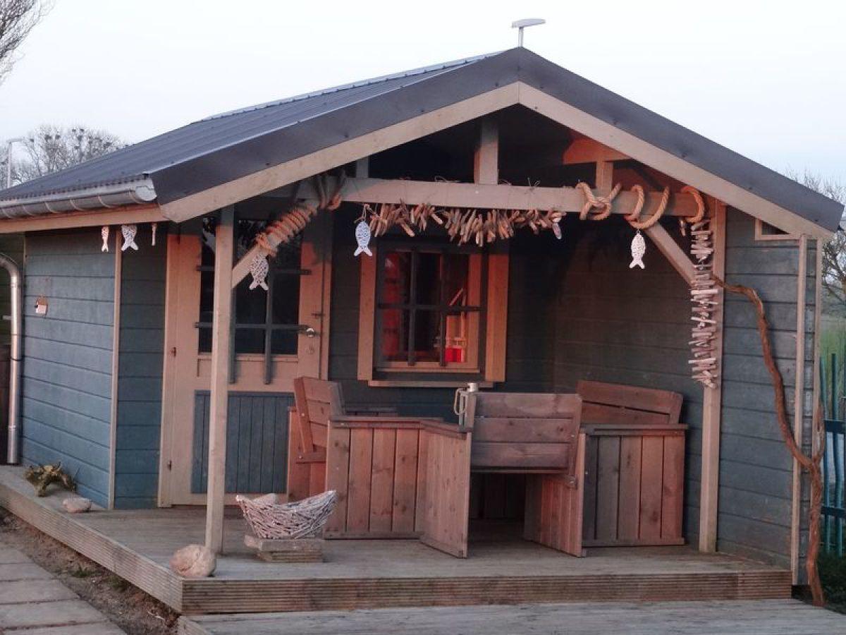 Ferienhaus kimi s kate nordseek ste nordsee sh firma for Haus mit veranda