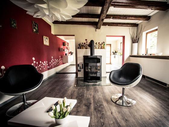 landhaus im gr nen leipziger land sachsen herr thomas. Black Bedroom Furniture Sets. Home Design Ideas