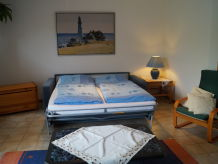 Ferienwohnung Blaue Wohnung