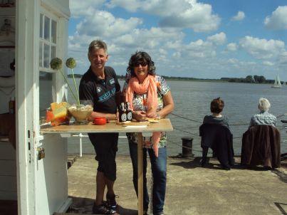 Ihr Gastgeber Birgit und Rolf Peters