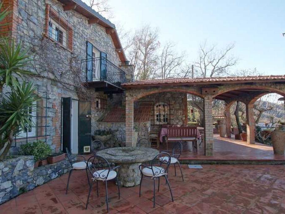 Außenaufnahme Casa Romantica