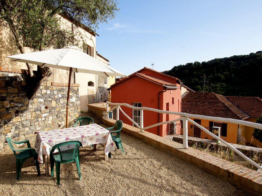 Außenaufnahme Casa Taormina Piccina