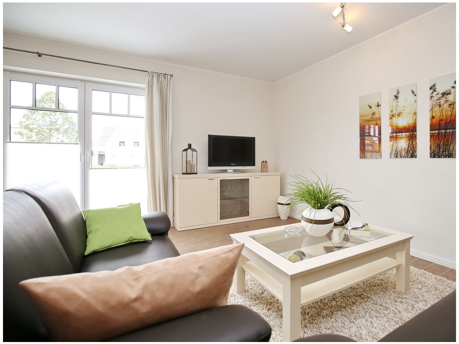 Muster / TV im Wohnbereich