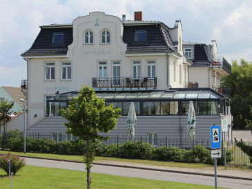 Holiday house Pension Strandschloss Arielle
