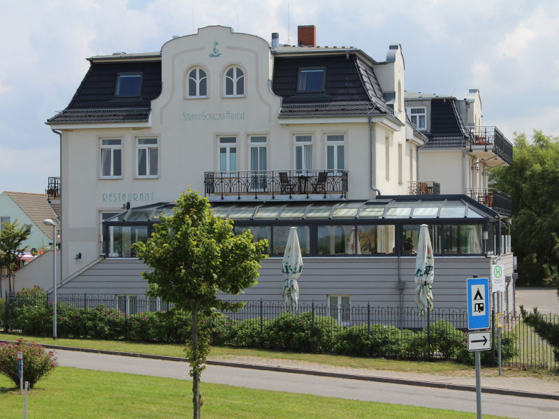 Apartment Pension Strandschloss Arielle