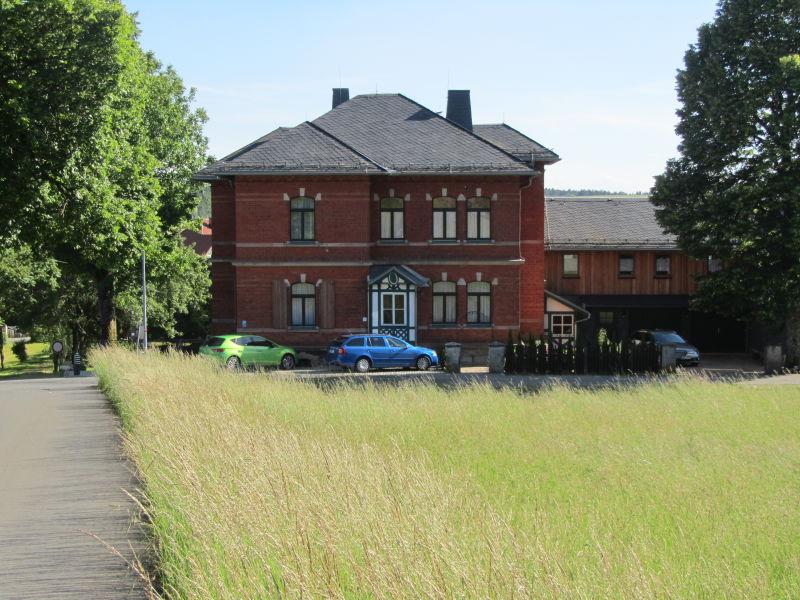 Ferienwohnung Forsthaus Theuern