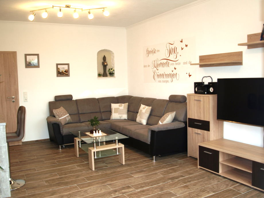 Teilansicht - Wohnzimmer