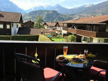 Holiday apartment Ferienwohnung Mayr  Farchanter Alm