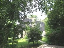 Ferienhaus mit großem Garten und offenem Kamin