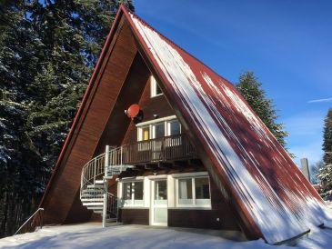 Ferienwohnung im Dambachhaus - Finnhaus 2