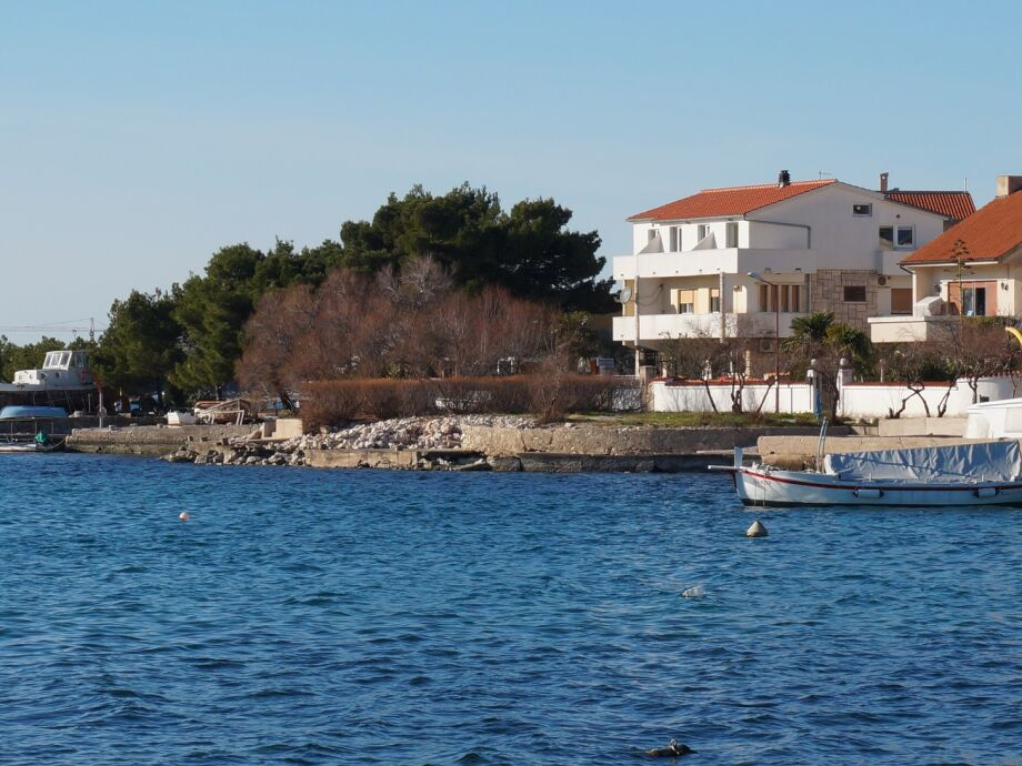 Adriatic beach house