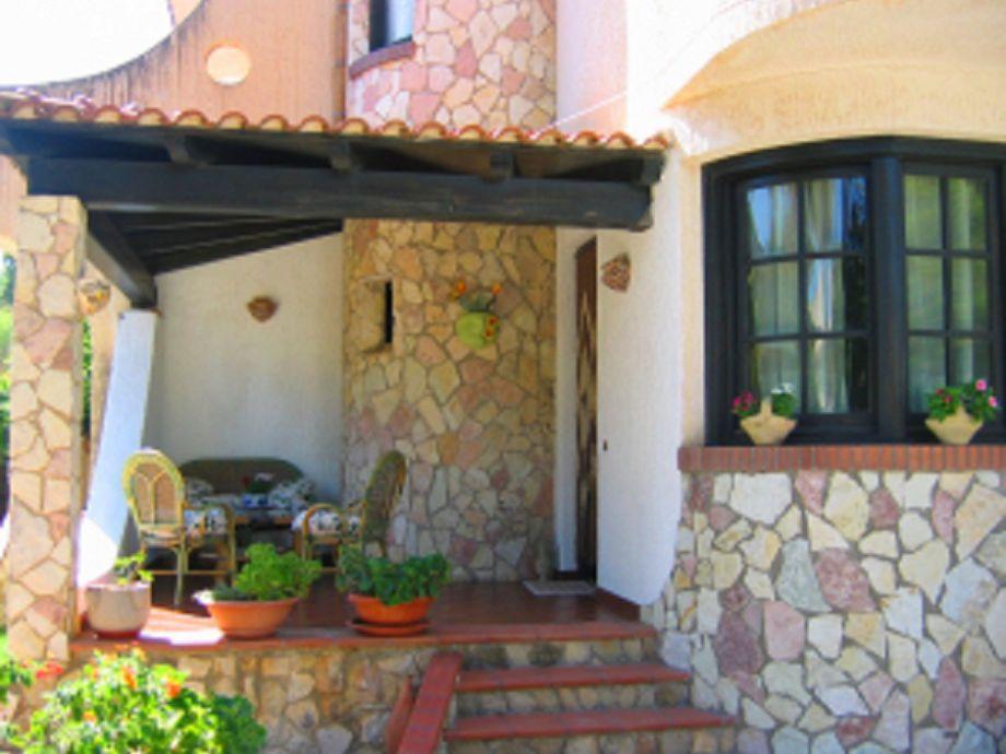 Villa Portopalo 7 - Eingang