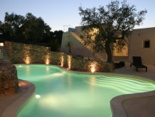 Holiday apartment tia pool trullo