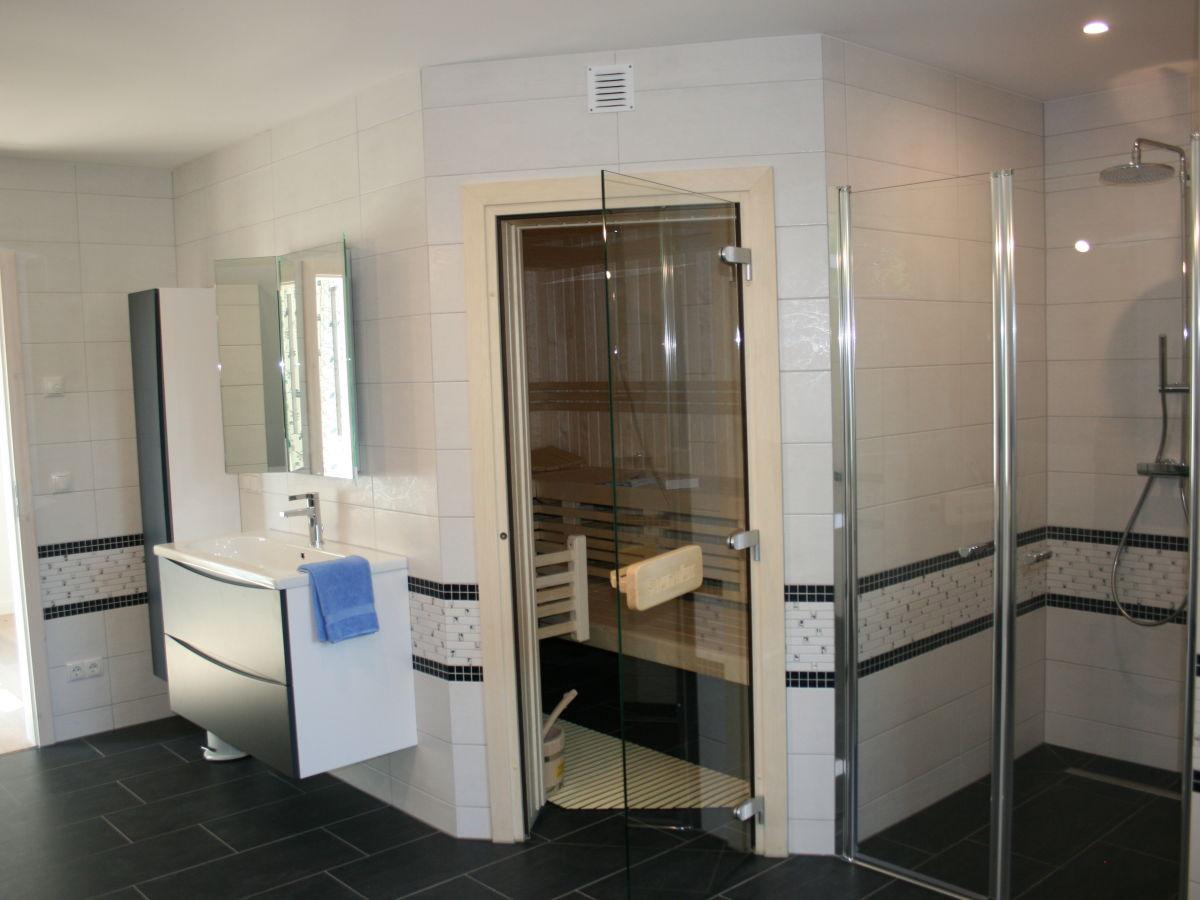 Sauna Im Badezimmer: Schlafzimmer