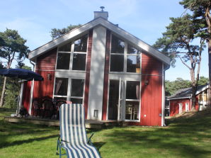 Ferienhaus Strandhaus Stranddüne