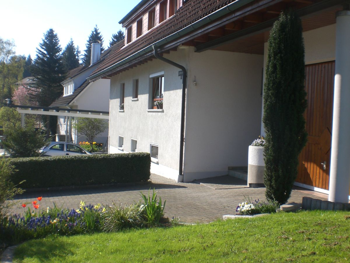 Ferienwohnung haus regina schwarzwald hochschwarzwald - Zimmermann haus ...