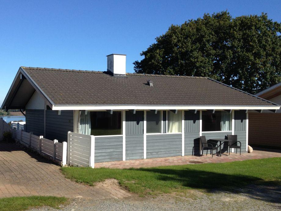 Ferienhaus Nr. 213 etwa 30 Km. nördlich von der Grenze