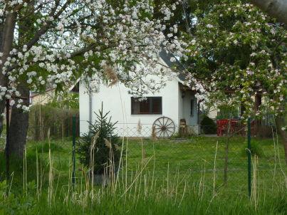 Kleines Ferienhaus mit Garten und viel Ruhe