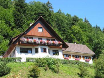 Ferienwohnung 1 Matt, Haus Niedermättle