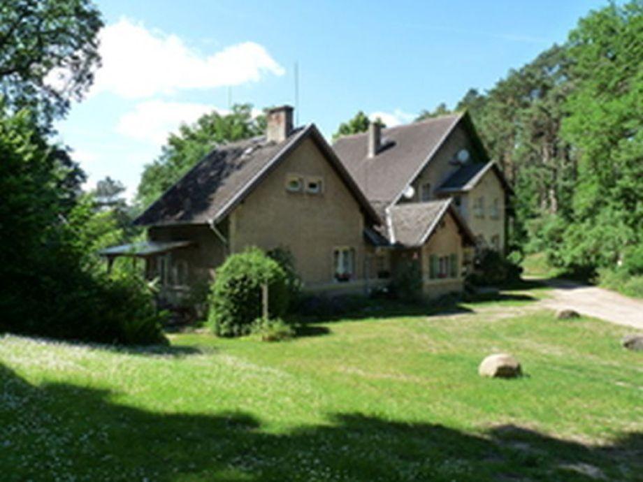 Das Haus mit den 3 Ferienwohnungen