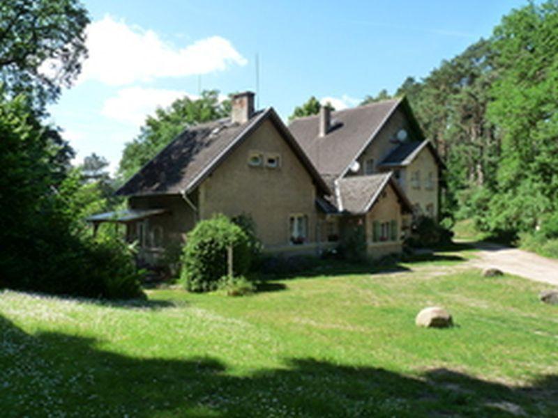 Ferienhaus Doppelhaushälfte in Zislow