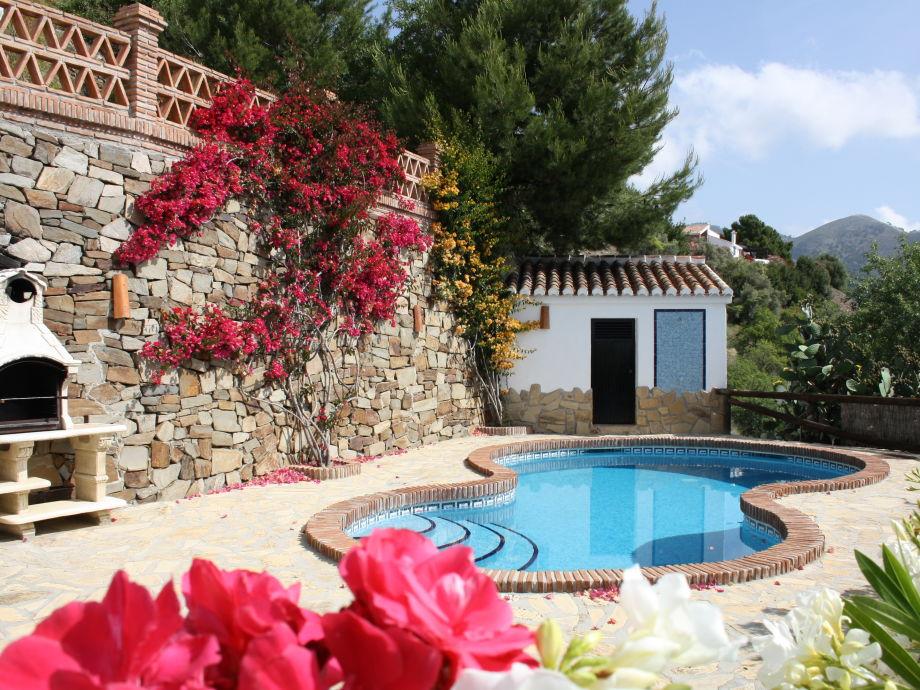Finca Almencino mit privatem Pool
