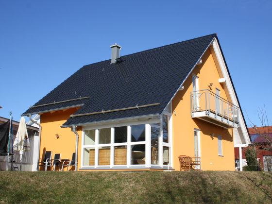 ferienhaus chalet hirsch odenwald neckartal heidelberg frau angelika beisel. Black Bedroom Furniture Sets. Home Design Ideas