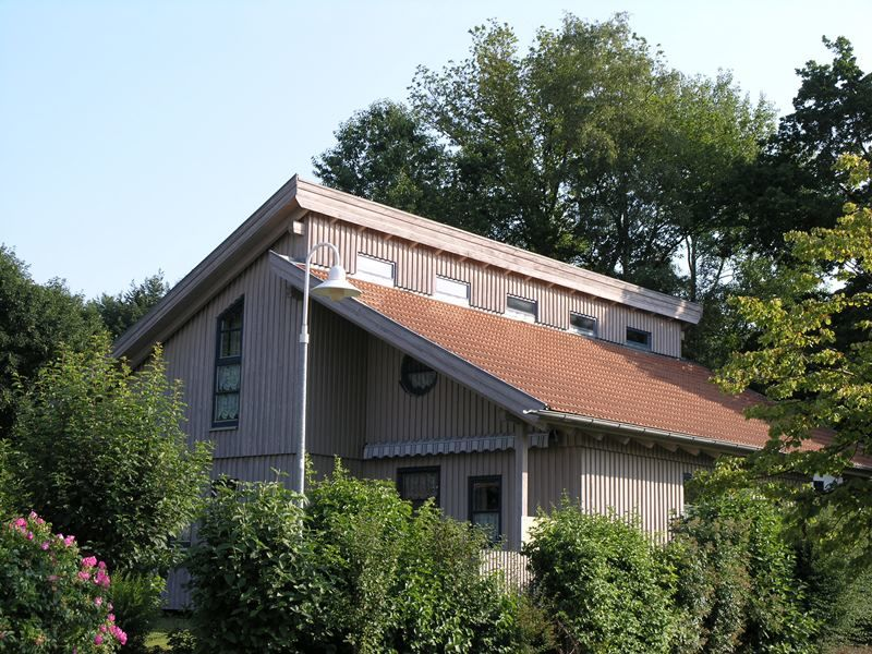 Ferienhaus TYP C Waldmünchen Feriendorf Hagbügerl