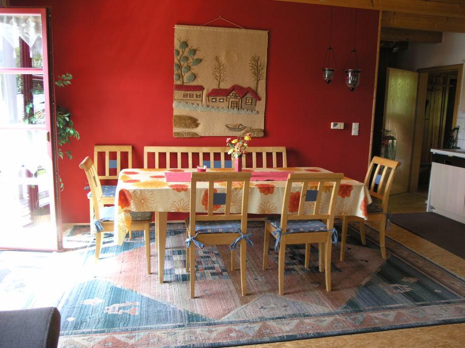 ferienhaus typ c waldm nchen feriendorf hagb gerl. Black Bedroom Furniture Sets. Home Design Ideas