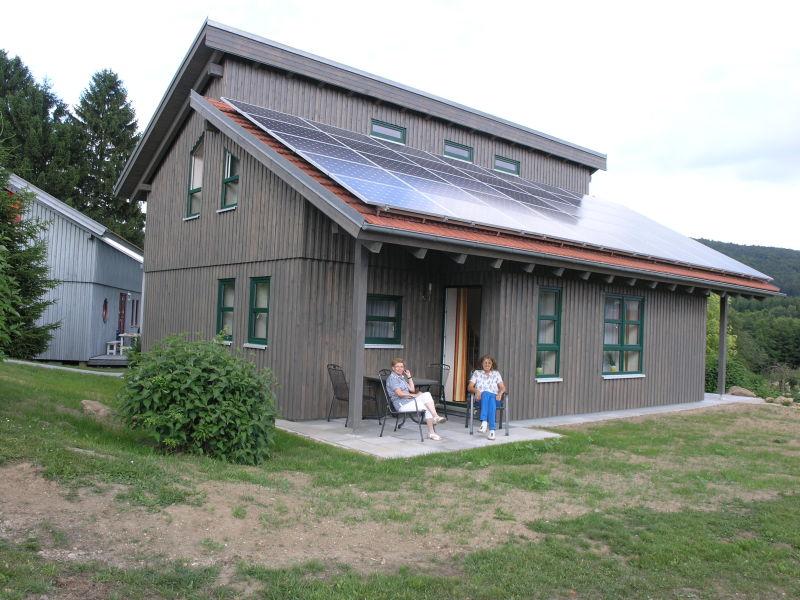 Ferienhaus TYP B Hagbügerl Waldmünchen Feriendorf