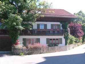 Ferienwohnung 2 in Lechbruck-Prem, mit 3 Schlafz.