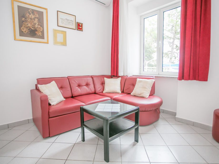 Holiday apartment Sesar Krk No.1, Island Krk - Firma EUROTOURS POREC ...