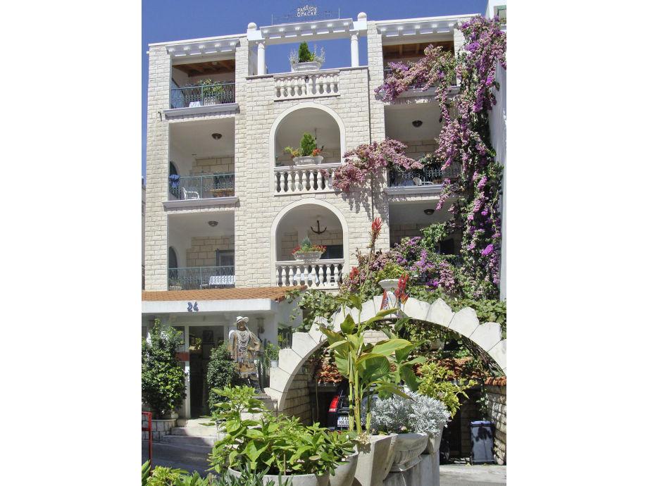Appartements Branko - Außenansicht