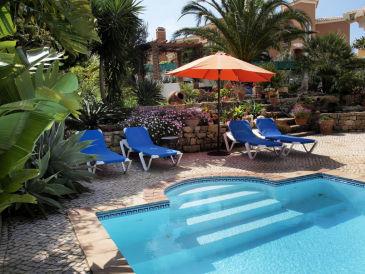 Ferienwohnung mit Pool in Lagos