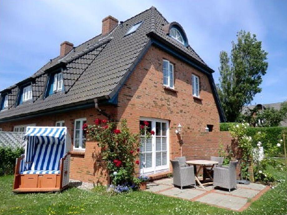 Komfortables Endhausteil in Oldsum, 43 c