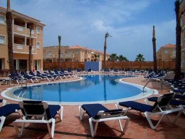 Holiday apartment La Dunas