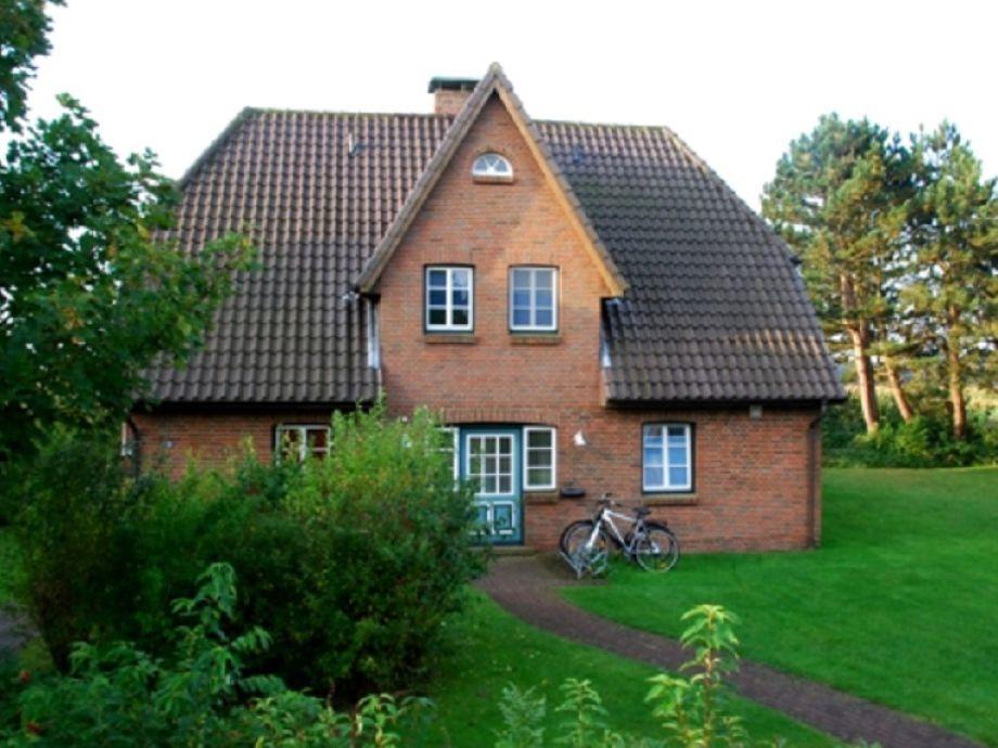 Doppelhaushälfte in Wrixum, Krummwundt 13b