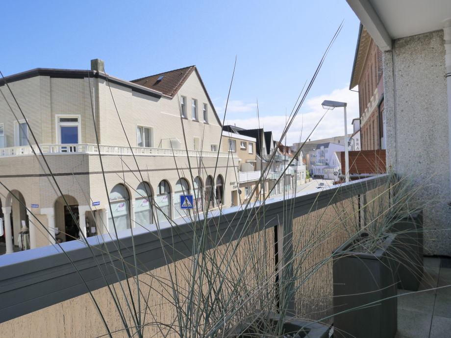 Balkon Strandstrasse