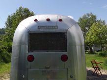Wohnwagen AirstreamHotel